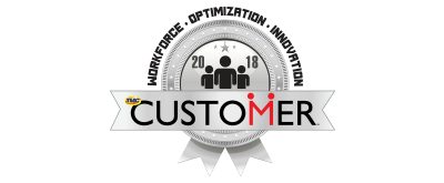 The CUSTOMER Workforce Optimization Innovation Award